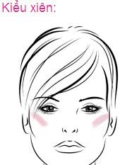 Cách đánh má hồng phù hợp với khuôn mặt nhất