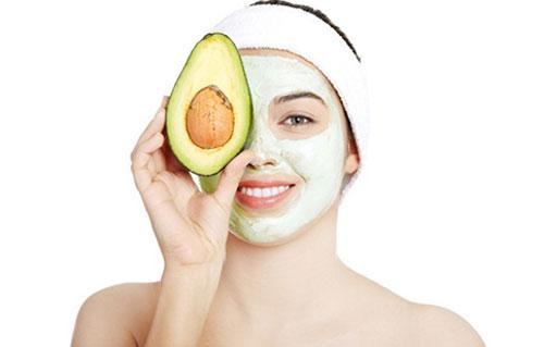 Chữa da mặt bị dị ứng mỹ phẩm bằng mặt nạ dâu tây và bơ-2